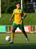 Photo: Maarten Straetemans.<br /> FC Zwolle v Norwich City. Pre Season Friendly. 25/07/2007.<br /> Youssef Safri (Norwich City)