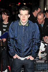 © under license to London News Pictures. 11/03/2011. Russel Tovey Attends the press night of The Hurly Burly Show at the Garrick Theatre London . Photo credit should read Alan Roxborough/LNP