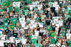 22.07.2017, Allianz Stadion, Wien, AUT, 1. FBL, SK Rapid Wien vs SV Mattersburg, 1. Runde, im Fans von SK Rapid Wien // during the Austrian Football Bundesliga 1st Round match between SK Rapid Wien and SV Mattersburg at the Allianz Stadion in Wien, Austria on 2017/07/22. EXPA Pictures © 2017, PhotoCredit: EXPA/ Sebastian Pucher