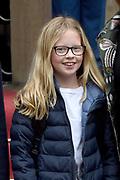 Prinses Beatrix geeft in het Koninklijk Paleis in Amsterdam een verjaardagsontvangst voor familie, vrienden en bekenden. Prinses Beatrix werd afgelopen woensdag tachtig jaar en vierde haar verjaardag in besloten kring.<br /> <br /> Princess Beatrix gives a birthday reception for family, friends and acquaintances at the Royal Palace in Amsterdam. Princess Beatrix was eighty years old last Wednesday and fourth birthday in private.<br /> <br /> Op de foto / On the photo: gravin Zaria // countess Zaria