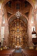 Templo de Valenciana, Church, , 1775, Guanajuato, Mexico