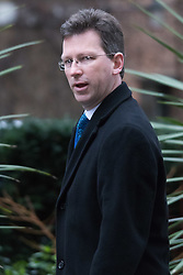 Downing Street, London, February 11th 2016. Attorney General Jeremy Wright attends the weekly cabinet meeting. <br /> &copy;Paul Davey<br /> FOR LICENCING CONTACT: Paul Davey +44 (0) 7966 016 296 paul@pauldaveycreative.co.uk