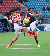 - Dundee v Hamilton Academical 20s in the SPFL Development League at Links Park, Montrose. Photo: David Young<br /> <br />  - &copy; David Young - www.davidyoungphoto.co.uk - email: davidyoungphoto@gmail.com
