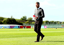 Willie Kirk manager of Bristol City Women - Mandatory by-line: Robbie Stephenson/JMP - 31/05/2017 - FOOTBALL - Stoke Gifford Stadium - Bristol, England - Bristol City Women v Chelsea Ladies - FA Women's Super League Spring Series