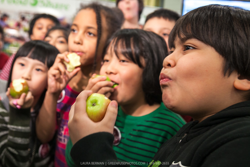 FoodShare's Great Big Crunch 2012