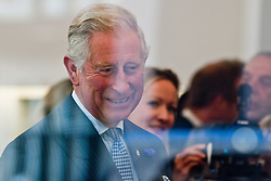 The Prince of Wales Opens Tomorrows Store. <br /> The Prince of Wales officially opens The Prince's Trust 'Tomorrow's Store' and Prince's Trust House and meets staff and young people who have set up businesses with The Trust's help, London, United Kingdom. Tuesday, 10th September 2013. Picture by Piero Cruciatti / i-Images