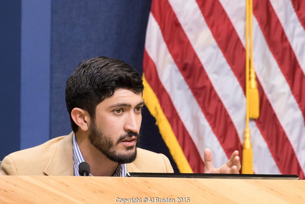 Austin District 4 Council Member Greg Casar