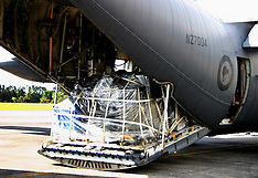 Auckland-RNZAF Hercules leaves with aid for Philippines
