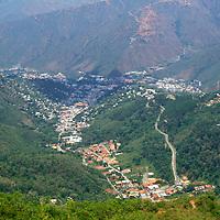 Panoramica de Trujillo, Estado Trujillo, Venezuela