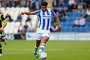 Colchester United's Mikaël Mandron(19) during the EFL Sky Bet League 2 match between Colchester United and Carlisle United at the Weston Homes Community Stadium, Colchester, England on 14 October 2017. Photo by Phil Chaplin