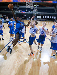 The National Basketball Players Association held a camp for the Top 100 high school basketball prospects at the John Paul Jones Arena at the University of Virginia in Charlottesville, VA from June 20, 2007 through June 23, 2007.