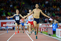 Mahiedine Mekhissi-Benabbad (FRA) / 3000m Steeplechase during the Day three of the European Athletics Championships 2014 at Letzigrund Stadium in Zurich, Switzerland, on August 12-17, 2014. Photo Julien Crosnier  / KMSP / DPPI