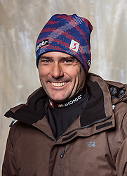 08.10.2016, Olympia Eisstadion, Innsbruck, AUT, OeSV Einkleidung Winterkollektion, Portraits 2016, im Bild James Woodford, Snowboard // during the Outfitting of the Ski Austria Winter Collection and official Portrait Photoshooting at the Olympia Eisstadion in Innsbruck, Austria on 2016/10/08. EXPA Pictures © 2016, PhotoCredit: EXPA/ JFK