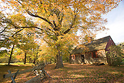 The Wick House in the Morristown National Historical Park served as the quarters of Major Joseph Bloomfield of the Third New Jersey Regiment during the winter of 1776-1777