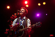 Josh Ritter performs at the Vic Theatre in Chicago, Ill. on February 17, 2011.