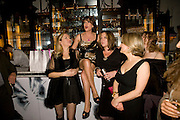 IMOGEN EDWARDS-JONES; KATHY LETTE, JESSICA ADAMS; MAGGIE ALDERSON. Book party; Jessica Adams, Maggie Alderson, Imogen Edwards-Jones and Kathy Lette host the launch of 'In Bed With.' Artesian, The Langham, Portland Place. London. 11 February 2009