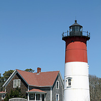 Nauset Beach Light, Eastham, Cape Cod, Massachusetts, USA