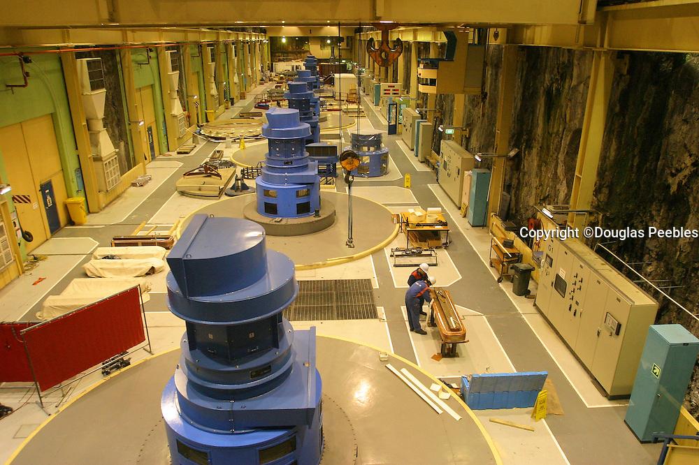 Lake Manapouri Power Station, South Island, New Zealand