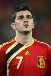 11.03.2010, Madrid, Spanien, ESP, Nationalmannschaft Spanien, Portraits im Bild David Villa, Nationalspieler Spanien, Bild aufgenommen am 28.03.2009, EXPA Pictures © 2010, PhotoCredit: EXPA/ Alterphotos/ Alvaro Hernandez / for Slovenia SPORTIDA PHOTO AGENCY.