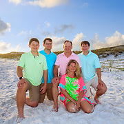 Pannell Family Beach Photos