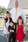 The wedding of Elizabeth Albert and Mitchell Webb on October 25, 2014