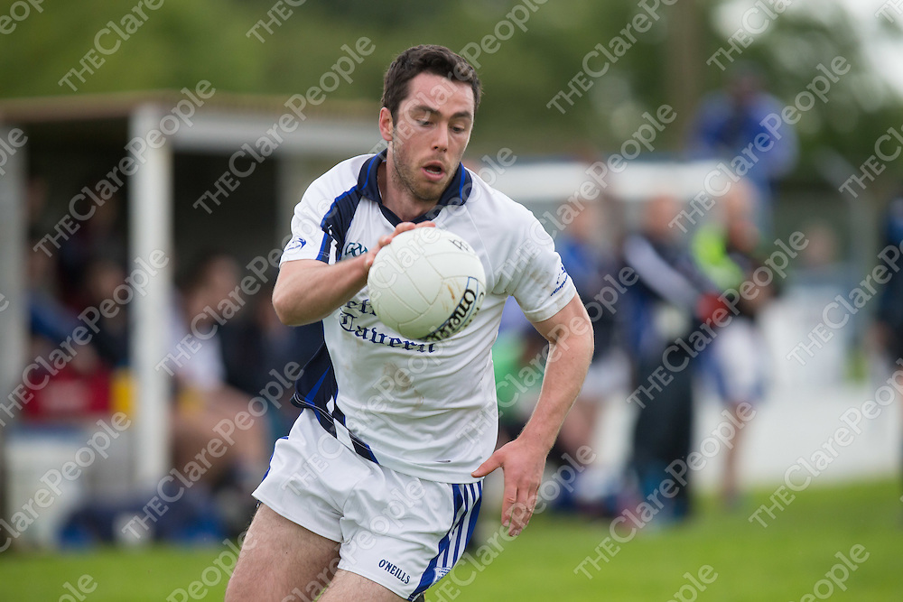 Cratloe's Conor McGrath