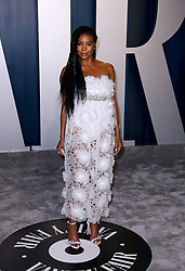 February 9, 2020, Beverly Hills, CA, USA: BEVERLY HILLS, CALIFORNIA - FEBRUARY 9: Gabrielle Union attends the 2020 Vanity Fair Oscar Party at Wallis Annenberg Center for the Performing Arts on February 9, 2020 in Beverly Hills, California. Photo: CraSH/imageSPACE (Credit Image: © Imagespace via ZUMA Wire)