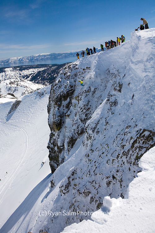 Palisades - Squaw Valley - Andy Hayes