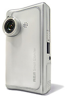 rca small wonder silver camera