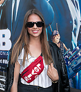 2019, June 17. Pathe ArenA, Amsterdam, the Netherlands. Julia Bakker at the dutch premiere of Men In Black International.