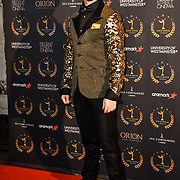 Jason Matthewson arrivers at Gold Movie Awards at Regents Street Theatre, on 9th January 2020, London, UK.