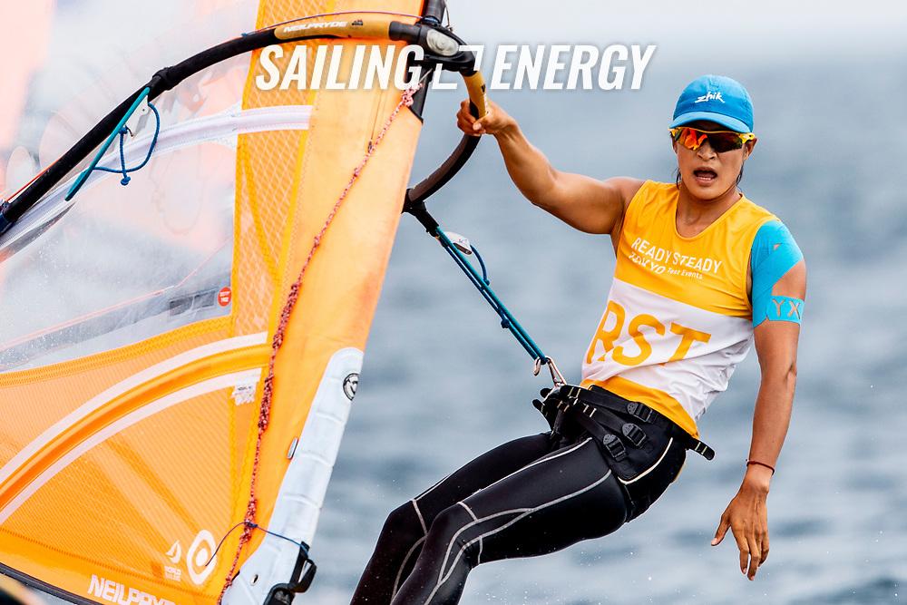 Ready Steady Tokio Sailing 2019. ©PEDRO MARTINEZ/SAILING ENERGY/WORLD SAILING<br /> 21 August, 2019.