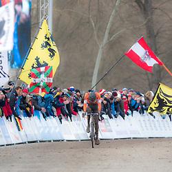 01-02-2015: Wielrennen: WK veldrijden: Tabor