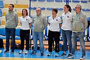 Trofeo delle Regioni &quot;Cesare Rubini&quot; 2017<br /> Lombardia - Emilia Romagna<br /> Finale 1 - 2 posto Femminile<br /> FIP 2017<br /> Roseto degli Abruzzi, 17/04/2017<br /> Foto Ciamillo-Castoria