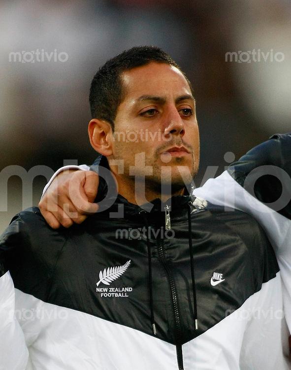 Fussball International   WM  2010  Qualifikation  Play Off  14.11.2009 Neuseeland - Bahrain Leo Bertos Pressefoto ULMER/Simon Watts
