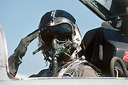 Military Pilot Salute