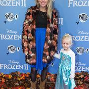 NLD/Amsterdam/20191116 - Filmpremiere Frozen II, Saskia Weerstand
