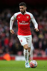 Olivier Giroud of Arsenal - Mandatory byline: Jason Brown/JMP - 07966386802 - 09/01/2016 - FOOTBALL - Emirates Stadium - London, England - Arsenal v Sunderland - The Emirates FA Cup