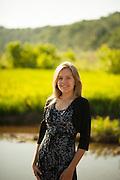 Graduate Student Karla Saunders Voinovich School of Leadership and Public Affairs Environmental Studies