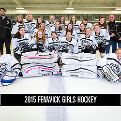 Fenwick Girls Hockey 2015