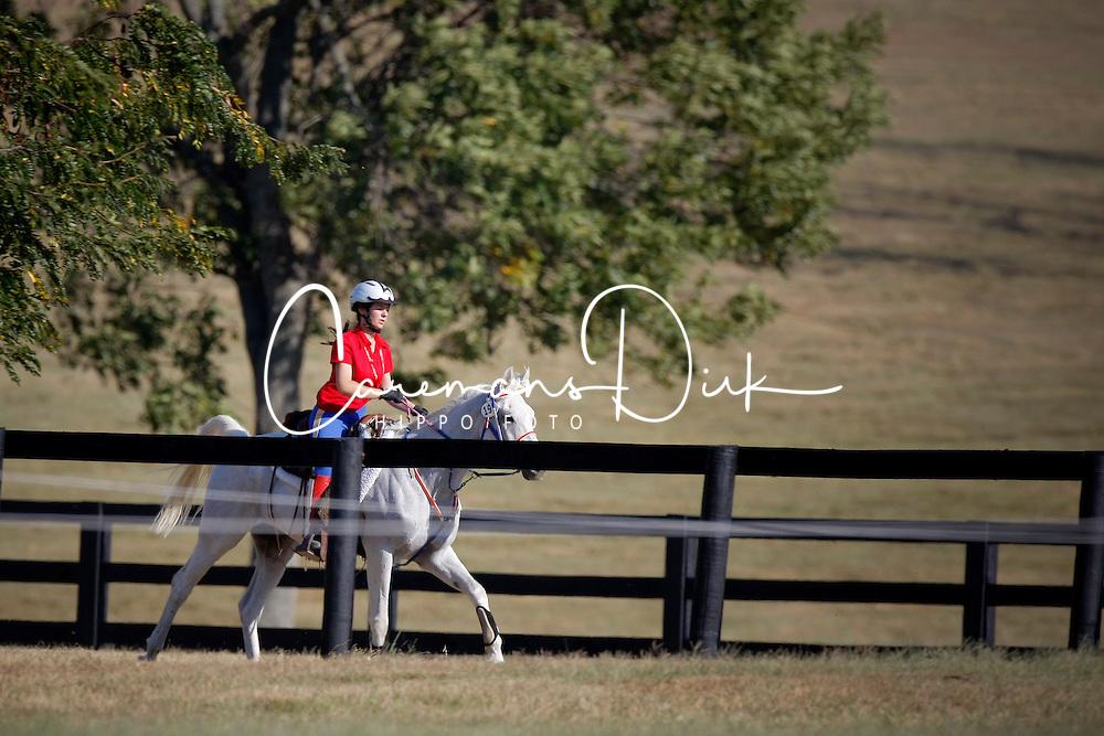 R&ouml;mer Carmen (NED) - Tuff Enuff FA<br /> Alltech FEI World Equestrian Games <br /> Lexington - Kentucky 2010<br /> &copy; Hippo Foto - Dirk Caremans
