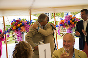 ARNAUD BAMBERGER; LORD MARCH Goodwood Festival of Speed Cartier lunch. 27 June 2015