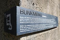 BUNKER TEDESCHI SECONDA GUERRA MONDIALE BOSCO MESOLA