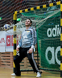 20080404. Quarterfinal 4 in SM (Swedish Playoffs) between Redbergslids IK-Ystads IF. Victory for Ystad and through to the semi-finals with 3-1 in matches.