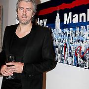 """NLD/Almere/20110624 - Expositie opening Ruud de Wild """"Moving"""" Galerie aan de Amstel, Ruud de Wild"""