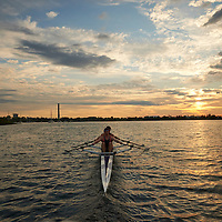 Hanlan Boat Club Toronto ON July 2016
