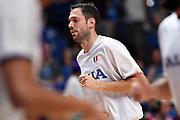 Filippo Baldi Rossi<br /> Nazionale Italiana Maschile Senior<br /> Eurobasket 2017 - Group Phase<br /> Ucraina Italia Ukraine Italy<br /> FIP 2017<br /> Tel Aviv, 02/09/2017<br /> Foto M.Ceretti / Ciamillo - Castoria