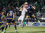 OKC Energy FC vs LA Galaxy II Playoffs - 10/11/2015