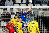 Alkmaar, 19-08-2017, AZ - ADO Den Haag, AZ keeper Marco Bizot