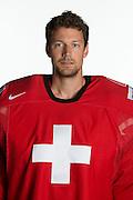 31.07.2013; Wetzikon; Eishockey - Portrait Nationalmannschaft; Topias Stephan (Valeriano Di Domenico/freshfocus)